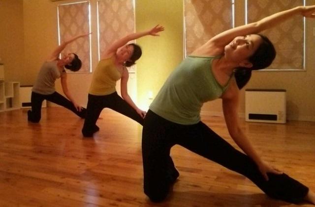 Heat Yoga Merciの画像